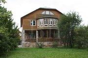 Загородный дом с баней на берегу озера с собственным берегом и . - Фото 1
