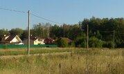 Участок 8 сот в д. Волосово, 55 км от МКАД по Симферопольскому шоссе - Фото 2