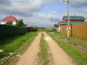 Участок в деревне Сенино, Чеховский район, ИЖС - Фото 1