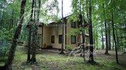 Дом300 кв. м,  25 сот, Калужское шоссе,  29 км,  Лесное . - Фото 1