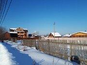 Участок 15 сот. , Егорьевское ш, 18 км. от МКАД.