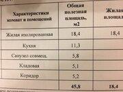 Однокомнатная Маршала Рокоссовского 6к1в - Фото 5