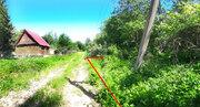 10 соток в районе деревни Строково Волоколамского р-на Московской обл.