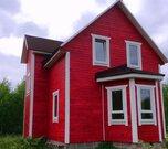 Продаю отличный новый 2 этажный дом в Переславском районе, д. Лунино, - Фото 3