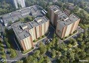 Квартира 2-комнатная в новостройке Саратов, Волжский р-н, Соколовая, Купить квартиру в Саратове по недорогой цене, ID объекта - 315807462 - Фото 1