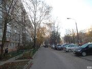 Продается четырехкомнатная квартира во Фрязино пр-кт Мира 7