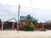 Новый большой кирпичный Дом со всеми удобствами в ст-це Выселки Красно - Фото 1