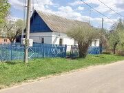 Пол дома 73 кв.м. в г. Руза, ул Чехова 9, коммуникации центральные, га - Фото 1