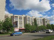 Двухкомнатная квартира в кирпичном доме в Дербышках
