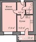 Купить квартиру ул. Колхозная, д.1Ак4
