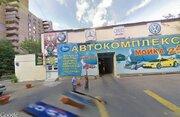 Выгодное месторасположение вблизи ленинградского шоссе, удобный заезд.