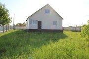 Продается новый дом на участке 25 соток в деревне Лизуново, - Фото 1