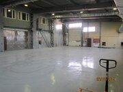 Производственно складское помещение 570 кв.м.