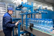 Завод по производству и розливу питьевой воды