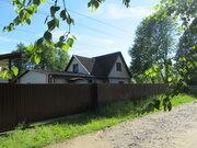 Новый дом , в д.Бушмино, Тверская обл.Конаковский р-н, Национальный Зав - Фото 1