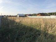 """Участок 10 соток Коттеджный поселок """"Назарьево Парк"""" - Фото 5"""