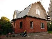 Продается дом, Подольск г, Щеглова ул, 150м2, 8 сот - Фото 1