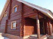 Сруб, Продажа домов и коттеджей в Липецке, ID объекта - 501411838 - Фото 1