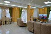 Новый меблированный коттедж с гостевым домом и гаражом в охр.поселке - Фото 5