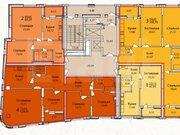 Продажа четырехкомнатной квартиры в новостройке на улице Гафури, 13к1 ., Купить квартиру в Уфе по недорогой цене, ID объекта - 320177636 - Фото 1