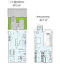38 657 078 Руб., Продается квартира г.Москва, Столярный переулок, Купить квартиру в Москве по недорогой цене, ID объекта - 320733713 - Фото 1