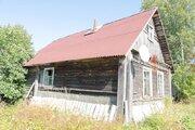 Дом в Псковская область, Гдовский район, д. Ремда (30.0 м) - Фото 1