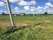12 соток ИЖС, крайний, рядом лес и река, Можайск в 5 км - Фото 1