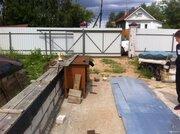 Участок с фундаментом, баней, газом в г. Конаково. - Фото 4