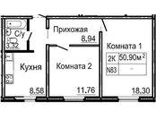 Продажа квартир ул. Мончегорская, д.2стр