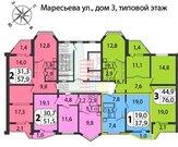 Квартира в новом доме в 5 минутах от метро,20т.р./мес, сдается впервые, Аренда квартир в Москве, ID объекта - 322968059 - Фото 13
