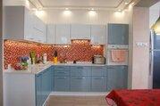 3-комнатная квартира в новом жилом доме с прекрасным видом, Купить пентхаус в Ялте в базе элитного жилья, ID объекта - 308792857 - Фото 5
