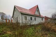 Дом 220 кв. м, на 31 сотке ИЖС, 15 км от города Малоярославец
