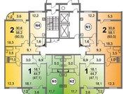 Продажа однокомнатной квартиры на улице Калужского Ополчения, 9 в ., Купить квартиру в Калуге по недорогой цене, ID объекта - 319812791 - Фото 1