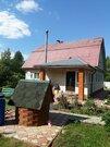 Дом 166кв.м. брус со всеми удобствами на участке 16 соток рядом озеро - Фото 1