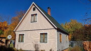Теплый Дом 54кв.м. на 10 сотках + 40 соток рядом, д.Вишенки 100км МКАД - Фото 4