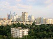 Просторная квартира с видами на Сити и живописный мост., Купить квартиру в Москве по недорогой цене, ID объекта - 321438067 - Фото 14