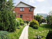 Продается 2-х эт кирпичный дом с баней село Каринское - Фото 2