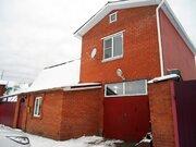 Двухэтажный дом и участок 10 сот в Скрыльях
