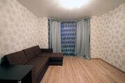 1 ком. квартира с новой мебелью и бытовой техникой - Фото 2