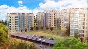 Большая 1-комнатная квартира в новостройке в Геленджике - Фото 4