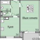 1 200 000 Руб., Однокомнатная, город Саратов, Купить квартиру в Саратове по недорогой цене, ID объекта - 319625747 - Фото 2
