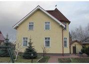 Шикарный коттедж 192 кв.м в деревне Новленское, г/о Домодедово - Фото 1