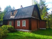 Жилой дом на лесном участке