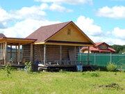 Участок 11 соток сруб для бани из бревна в Бражниково рядом с вдх - Фото 5
