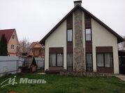 Современный жилой дом для постоянного проживания возле Москвы.