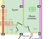 Продажа однокомнатной квартиры на улице Тургеневское шоссе, 1 в ауле .
