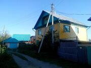 Благоустроенный коттедж на берегу озера с.Кетово - Фото 1
