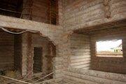 Дом из бревна в жилом поселке на границе Новой Москвы. Под отделку - Фото 4