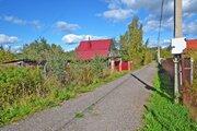 Участок 12 соток в деревне Федцово (жд станция в доступности) - Фото 3