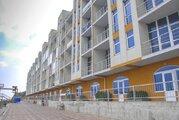 Продажа 3-комнатных апартаментов в Гурзуфе в новом комплексе на 1-